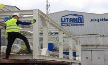 История прорыва компании Litana на строительном рынке стран Балтии и Скандинавии