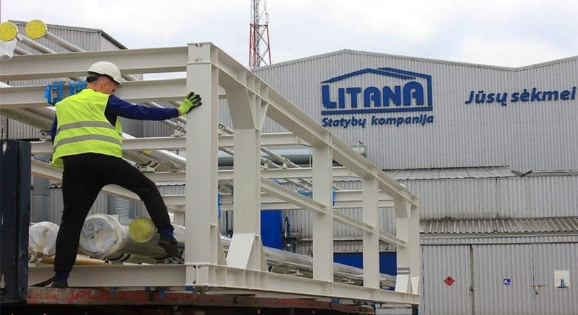 История прорыва литовской компании UAB Litana на строительном рынке стран Балтии и Скандинавии
